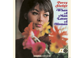 Percy Sledge - When A Man Loves A Woman [CD]