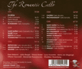 VARIOUS - The Romantic Cello [CD] - broschei
