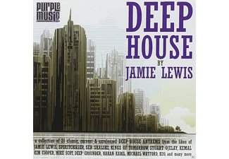 VARIOUS - Deep House By Jamie Lewis - (CD)
