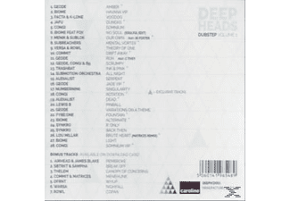 VARIOUS - Deep Heads Dubstep Vol.1 - (CD)