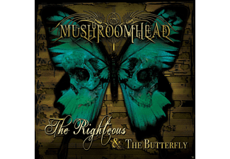 Mushroomhead - The Righteous & The Butterfly - (CD)