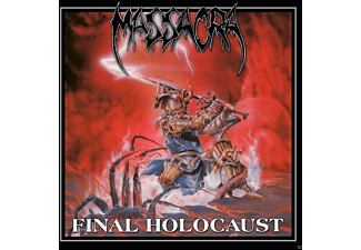 Massacra - Final Holocaust (Re - Issue + Bonus) [CD]