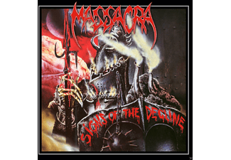 Massacra - Signs Of The Decline (Re - Issue + Bonus) [CD]