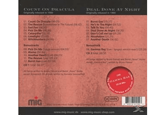 Birth Control - Count On Dracula & Deal Done At Night - (CD)
