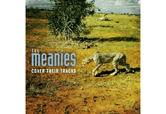The Meanies - Cover Their Tracks - (CD)