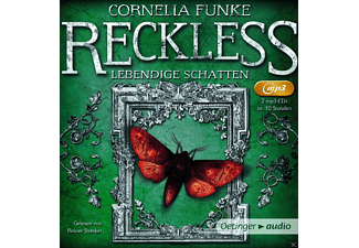 Cornelia Funke - Reckless-Lebendige Schatten - (MP3-CD)