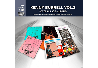 Kenny Burrell - 7 Classic Albums 2 - (CD)