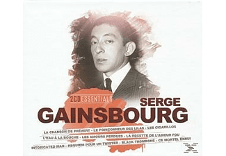 Serge Gainsbourg - Essentials - (CD)