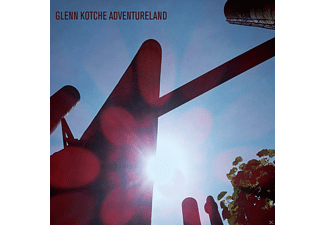 Glenn Kotche - Adventureland - (CD)