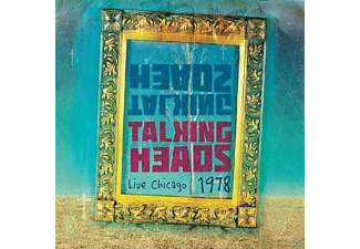 Talking Heads - Live Chicago 1978 - (CD)
