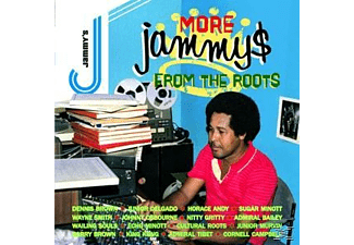 Prince Jammy - More Jammys From The Roots - (CD)