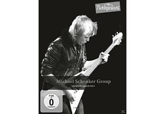 Michael Group Schneker - ROCKPALAST HARDROCK LEGENDS 2 - (DVD)