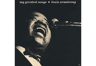Louis Armstrong - My Greatest Songs [CD]