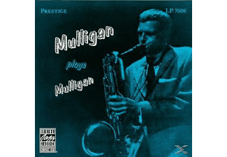 Gerry Mulligan - Mulligan Plays Mulligan - (CD)