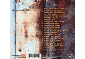 Blind Willie Mctell - Atlanta Strut - (CD)