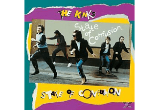 The Kinks - State Of Confusion (Re-Release) [CD]