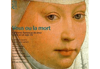 Guillemette Laurens - Vous Ou La Mort, Flemish Courtly Love Songs Of The 15th Century - (CD)