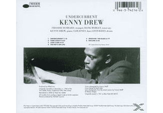 Kenny Drew - Undercurrent Rvg [CD]