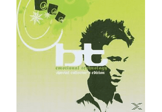 Bt - Emotional Technology - (CD)