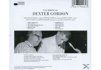 Dexter Gordon - Clubhouse Rvg [CD]