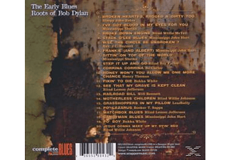 Bob Dylan, Various - Early Blues Roots Of Bob Dylan - (CD)