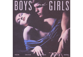 Bryan Ferry - BOYS AND GIRLS (REMASTERED) - (CD)