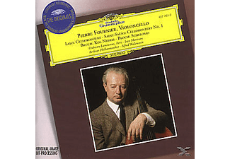 Carl August Nielsen, Fournier,Pierre/Martinon,Jean/BP/+ - Cellokonzerte/+ [CD]