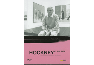HOCKNEY AT THE TATE - (DVD)