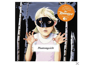 Pit Baumgartner - Phantomgesicht - (Maxi Single CD)