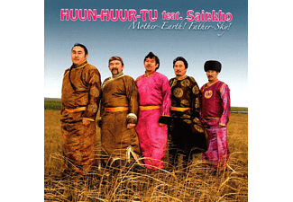 Huun-huur-tu, Sainkho - Mother-Earth! Father-Sky! [CD]