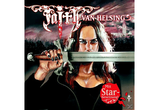 Faith - The Van Helsig Chronicles 16: Azazels Blutschwert Teil 2 - 1 CD - Science Fiction/Fantasy