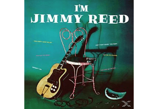 Jimmy Reed - I'm Jimmy Reed - (Vinyl)