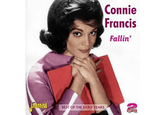 Connie Francis - Fallin:Best Of Early Years [CD]