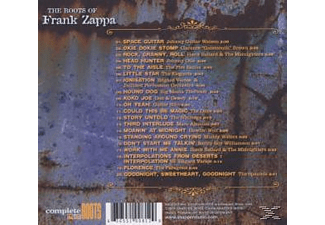 Frank Zappa - The Roots Of Frank Zappa - (CD)