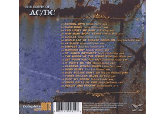 VARIOUS - The Roots Of Ac/Dc - (CD)