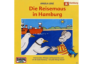 - Die Reisemaus 7: In Hamburg - (CD)