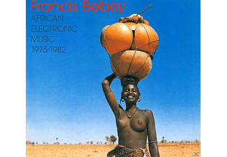 Francis Bebey - African Electronic Music 1975-82 - (CD)