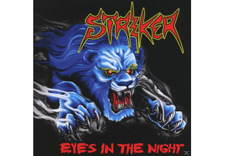 Striker - Eyes In The Night+Road Warrior Ep [CD]