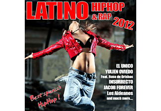 VARIOUS - Latino Hiphop & Rap 2012 - (CD)
