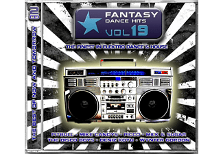 VARIOUS - Fantasy Dance Hits Vol.19 - (CD)