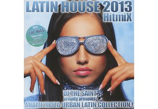 VARIOUS - Latin House 2013 Hitmix - (CD)