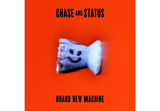 Chase And Status - Brand New Machine - (CD)