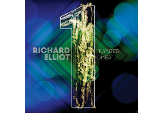 Richard Elliot - Number Ones - (CD)