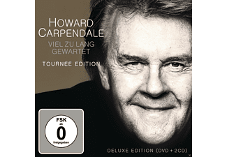 Howard Carpendale - Viel Zu Lang Gewartet (Ltd.Deluxe Tour Edt.) [CD]