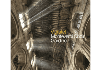 Monteverdi Choir - Vigilate! - (CD)
