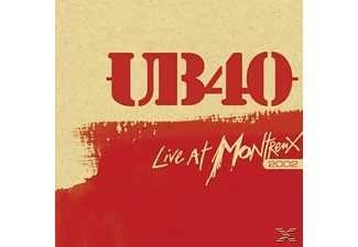 Ub40 - Live At Montreux 2002 [DVD + CD]