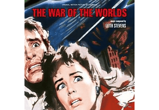 Leith Stevens - The War Of The Worlds - (Vinyl)