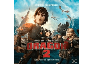 O.S.T. - How To Train Your Dragon 2 - (Vinyl)