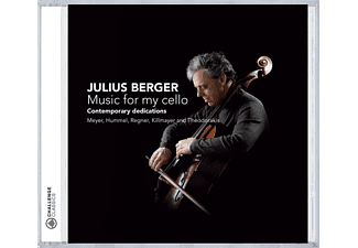 Berger Julius - Music For My Cello - (CD)
