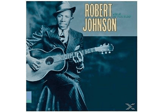 Robert Johnson - King Of The Delta Blues [CD]